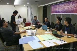 Ilustrasi, uji kompetensi jurnalis di Makassar, Sulawesi Selatan yang lalu