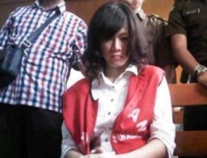 Keyko, germo tawarkan PSK melalui online di Pengadilan Negeri Surabaya